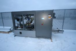 Goodman Case Packer, M/N UNIVERSAL-2+, S/N 202076, 180 Volts, 3 Phase (NOTE: Parts Machine; Recently