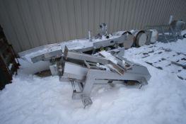 S/S Shaker Decks, 1-Key Shaker Deck, Aprox. 9' L with Baldor Motor & S/S Frame, & 1-Shaker Deck,