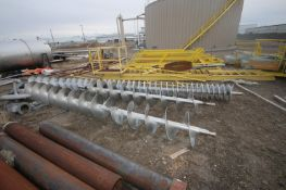 Assorted S/S Augers, Assorted Lengths & Sizes (LOCATED IN BURLEY, ID) (Rigging, Handling, & Site