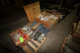 Lot of Assorted Raque Parts, Includes S/S Heads, Nozzles, Attachments & Other Accessories (LOCATED