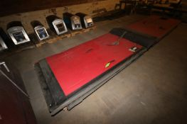 "Truck Divider, with Hinge, (2) Total Panels, Overall Dims. : Aprox. 102"" H x 50"" W (LOCATED IN GRAND"