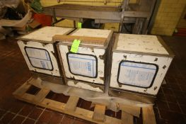 "NEW S/S Sight Glass Control Panels, Overall Dims.: Aprox. 25"" L x 24"" W x 30"" H (LOCATED IN GRAND"