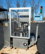 FULLY AUTOMATIC SINGLE STATION CAPPER BY GRONINGER