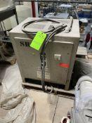 EXIDE POWER SYSTEMS BATTERY CHARGER, MODEL NPC 18-3-600, S/N 08741-9-YK, 220/440 V