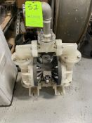 SANDPIPER DIAPHRAGM PUMP, MODEL S20