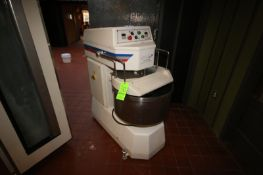 VMI S/S Mixer, M/N SPI 60 FE, S/N 87977, 220 Volts, with S/S Bowl (Located in Adamstown, PA--Bakery)