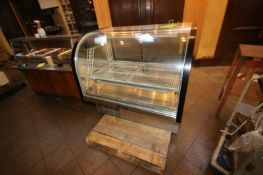 """Delfield Dessert Display, Overall Dims.: Aprox. 49-1/2"""" L x 34-1/2"""" W x 46-1/2"""" H (Located in"""