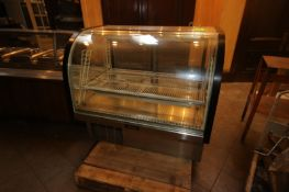 "Delfield Dessert Display, Overall Dims.: Aprox. 49-1/2"" L x 34-1/2"" W x 46-1/2"" H (Located in"