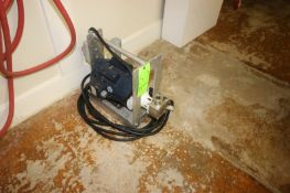Leeson 1-1/2 hp Pump, with 1740 RPM Motor, 115/208-230 Volts, 1 Phase (Located in Adamstown, PA) (