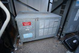 Krack Refrigeration Compressor, M/N K0H009H2A, S/N JA08AH-0035, with R-22 Refrigerant, 208-230/460
