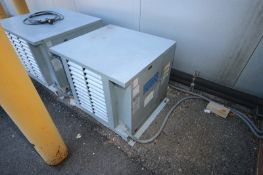 Krack Refrigeration Compressor, with R-404A Refrigerant, 208-230 Volts, 1 Phase (Located in