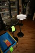 """(2) Display Stands, Aprox. 39"""" H (Located in McMurray, PA) (Rigging, Loading & Site Management"""