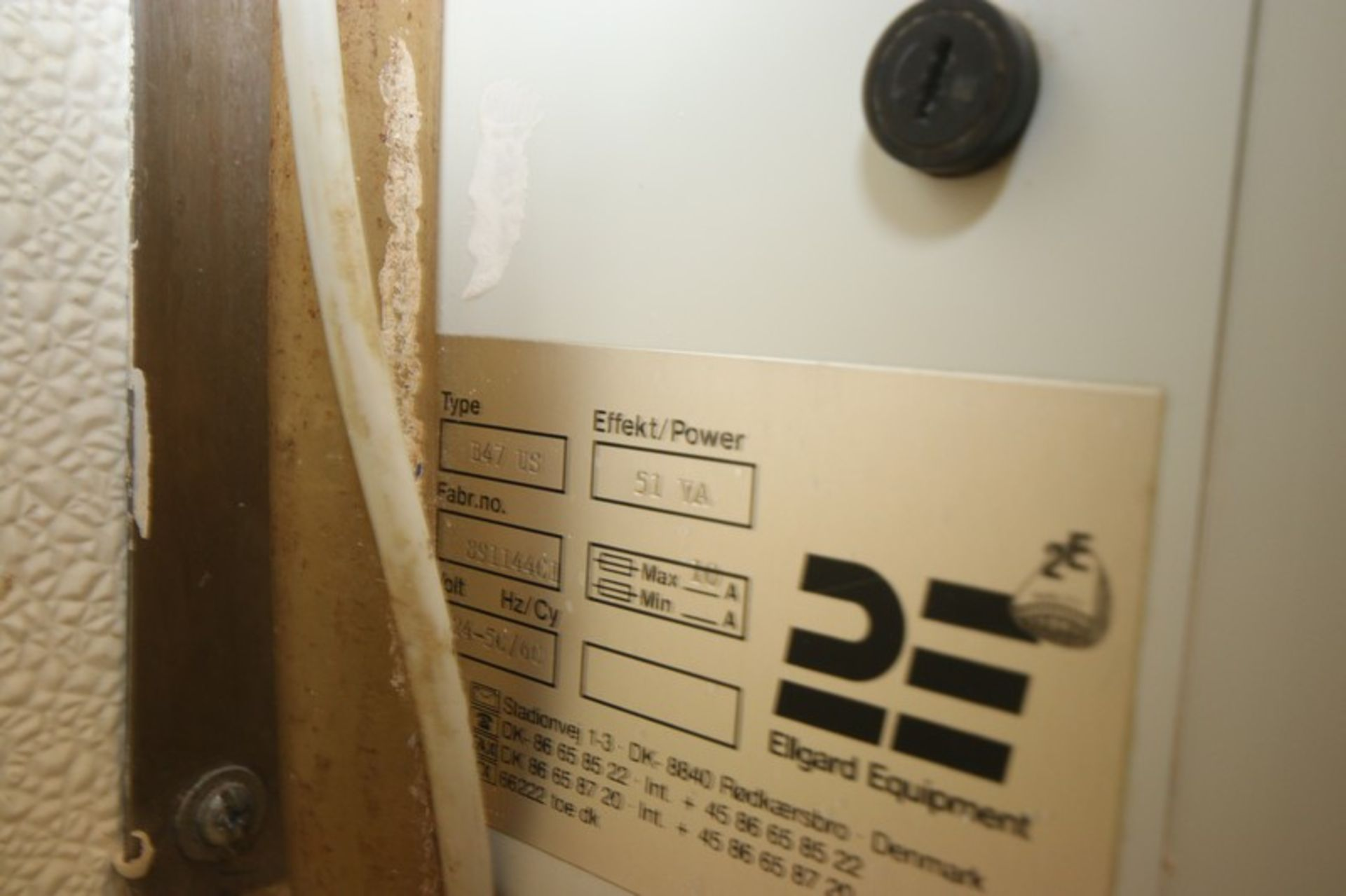 Hobart Adamatic Water Mixer, M/N B4/US, Fabr.No 89114401, Wall Mounted (Located in McMurray, PA) ( - Image 2 of 2