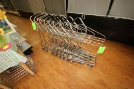 Basket Shopping Cart Frame, Mounted on Casters (Located in McMurray, PA) (Rigging, Loading & Site