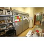 """Hobart 3-Compartment S/S Refrigerator, M/N OFR3, S/N 32 544 374, Overall Dims.: Aprox. 83"""" L x 33"""" W"""