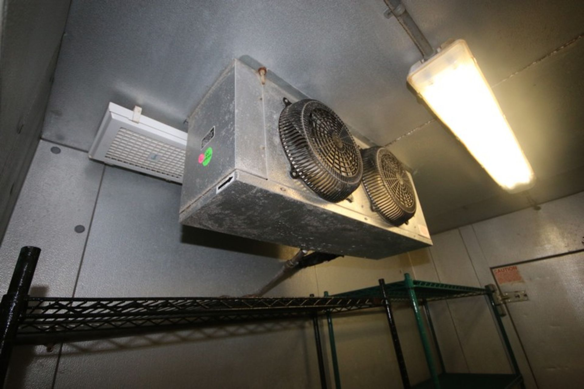 Harford Dual Compartment Walk-In Cooler & Freezer, S/N 410021576 & 410021576, Compartment Sizes: - Image 7 of 18