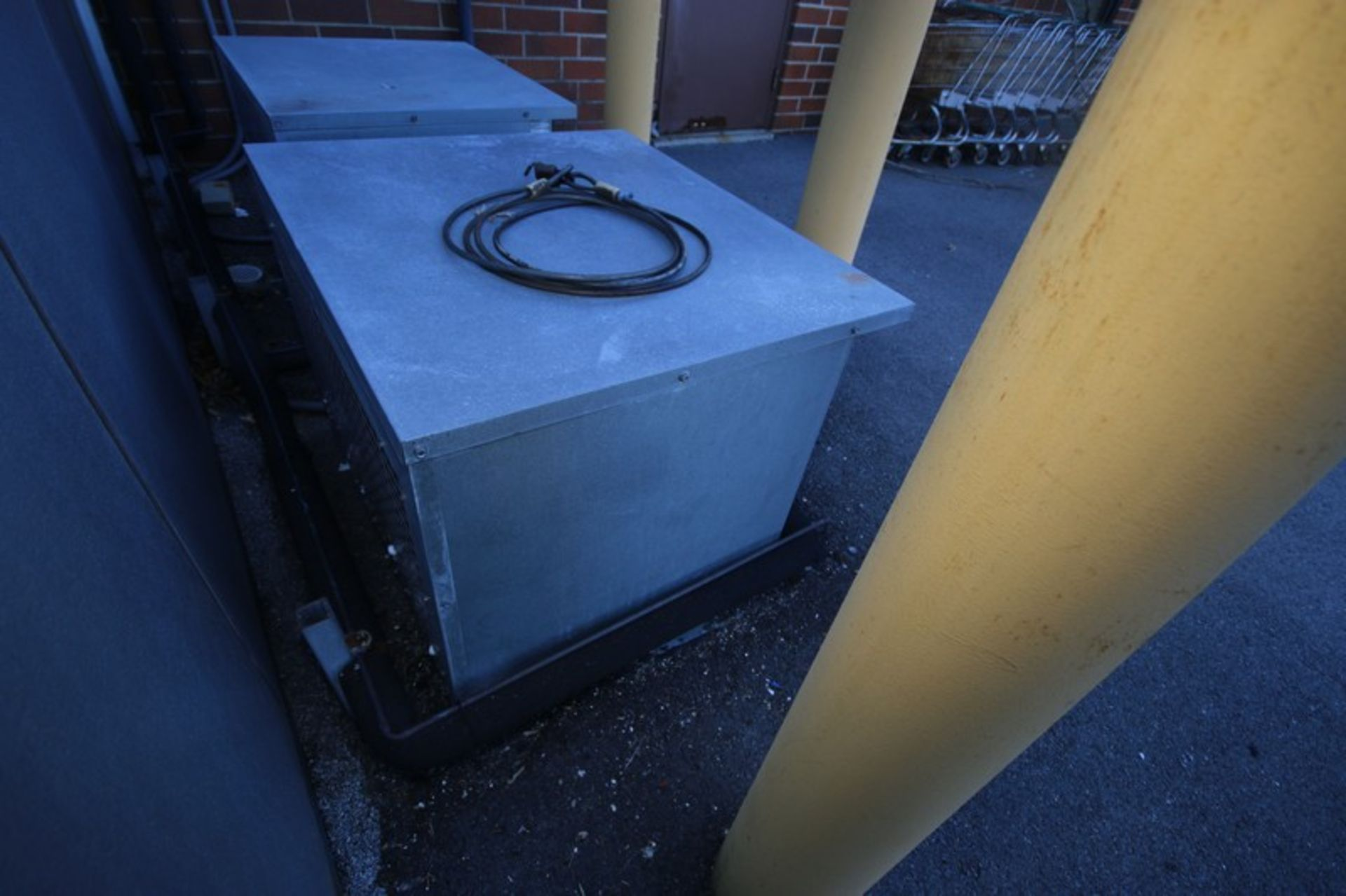 Krack Refrigeration Compressor, with R-404A Refrigerant, 208-230 Volts, 1 Phase (Located in - Image 3 of 4