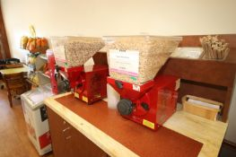Olde Tyme Popcorn/Nut Dispensers, M/N PN1, S/N A9530, 115 Volts, 1 Phase (Located in McMurray,