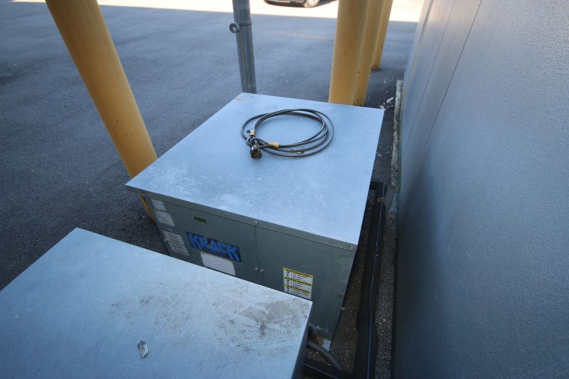 Krack Refrigeration Compressor, with R-404A Refrigerant, 208-230 Volts, 1 Phase (Located in - Image 4 of 4