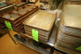 """Baking Pans, Internal Dims.: Aprox. 17"""" L x 11-1/2"""" W (Located in McMurray, PA) (Rigging,"""