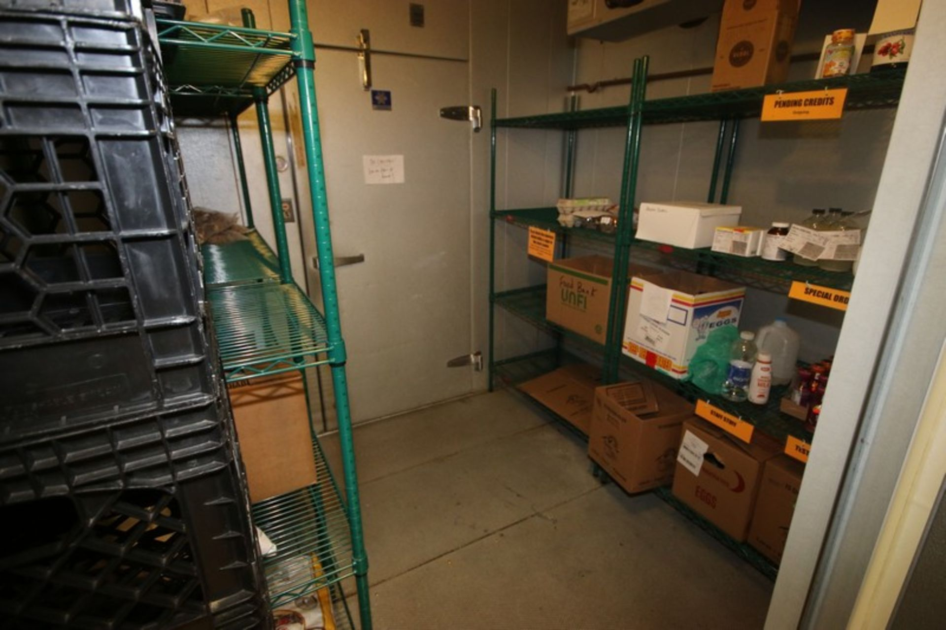 Harford Dual Compartment Walk-In Cooler & Freezer, M/N DR36788W5H8D, S/N XW703D9, Compartment Sizes: - Image 6 of 16