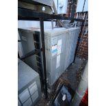 Krack Refrigeration Compressor, M/N KOZ042L4K, S/N 200109K006 with R-404A Refrigerant, 208-230/460