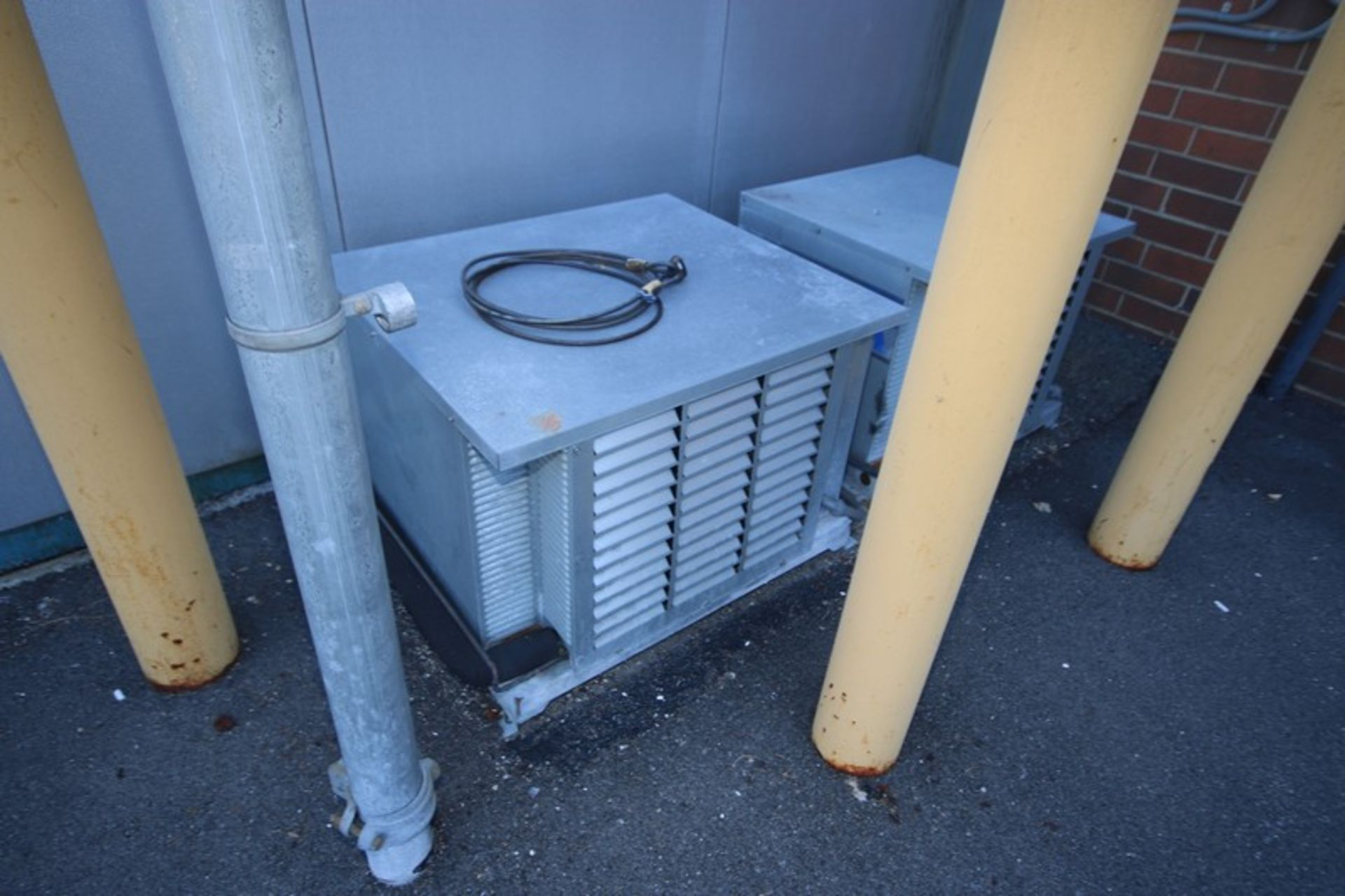 Krack Refrigeration Compressor, with R-404A Refrigerant, 208-230 Volts, 1 Phase (Located in - Image 2 of 4