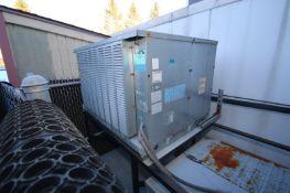 Krack Refrigeration Compressor, M/N HTST-0450HVKP, S/N C180629346, with R-407A Refrigerant, 208-