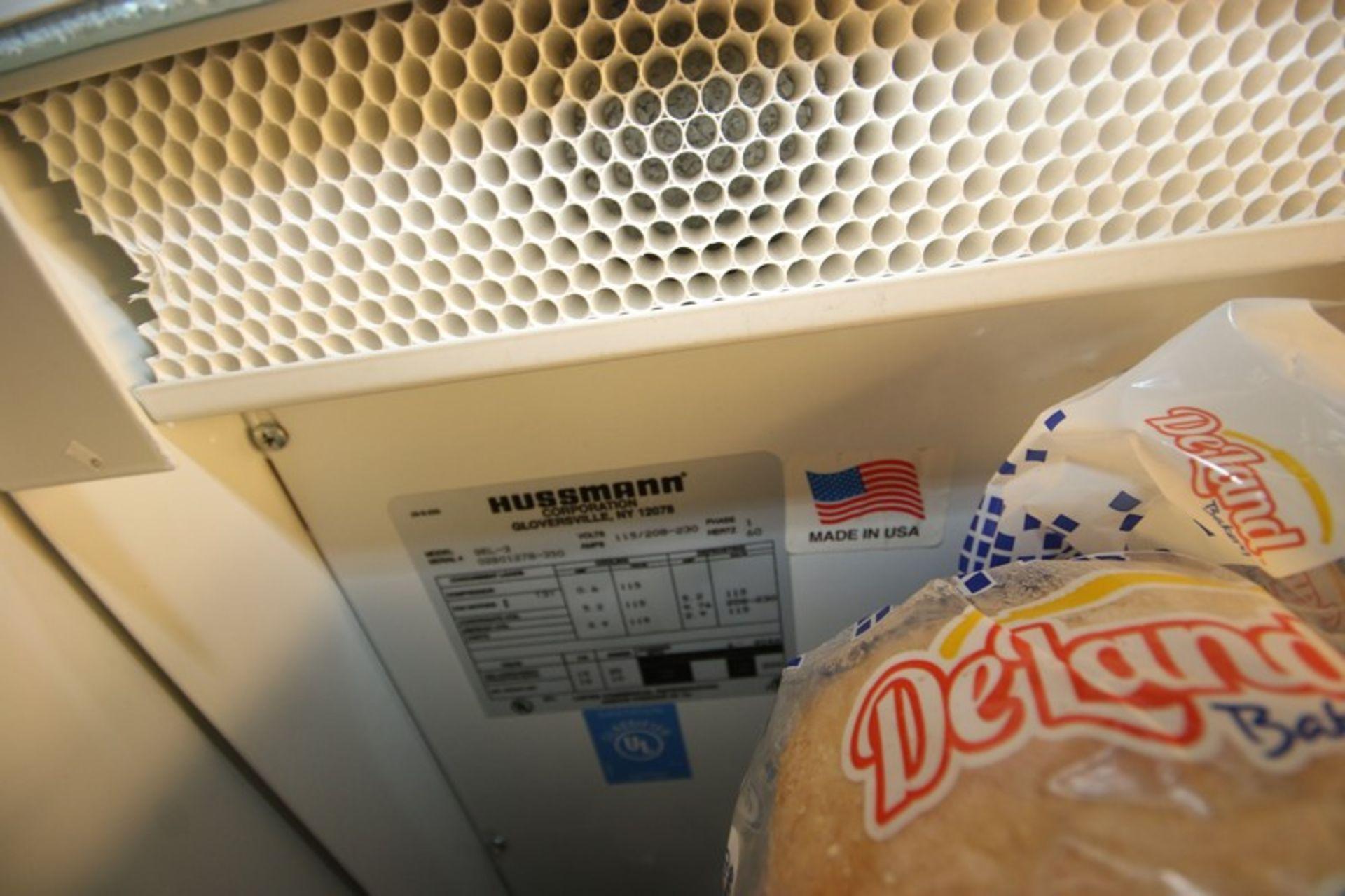 Hussman 3-Door Refrigeration Unit, M/N GEL-3, S/N 02BO1278-350, 115/208-230 Volts, 1 Phase, - Image 4 of 4
