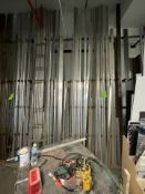 ASSORTED METAL ROLL STOCK (BELIEVED TO BE ALLUMINUN) (Non-Negotiable Rigging, Packaging and