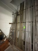 ASSORTED BRASS ROLL STOCK (Non-Negotiable Rigging, Packaging and Loading Fee: $200)