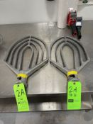 (2) HOBART BEATER ATTACHMENTS