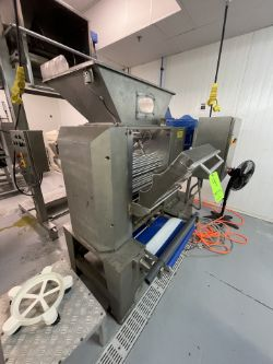 AGNELLI 540 MM S/S DOUGH SHEETER, REPORTED TO BE REFURBISHED IN 2018 (RECHROMED ROLLERS, NEW
