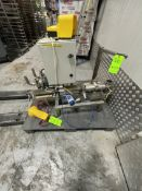 (2) PNEUMATIC SKIID-MOUNTED DEPOSITOR PUMPS, EQUIPPED WITH CENTRIFUGAL PUMPS, FOOT OPERATED