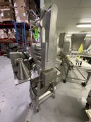 MANICOTTI SHEETER, PURTABLE UNIT MOUNTED ON CASTERS