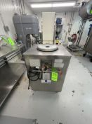 """AM MANUFACTURING PORTABLE DOUGH ROUNDER WITH OUTFEED CONVEYOR, 1775, 21"""" L X 8-1/2 W OUTFEED"""