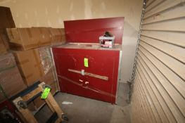 """Portable Cabinet, Overall Dims.: Aprox. 52-1/2"""" L x 35"""" W x 67"""" H (LOCATED IN LAS VEGAS, NV)"""