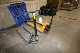 """Hydraulic Pallet Jacks, with Aprox. 48"""" L Forks (LOCATED IN LAS VEGAS, NV)"""