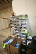 """10-Shelf Shipping Rack, Overall Dims.: Aprox. 39-1/2"""" L x 15"""" W x 76"""" H (LOCATED IN LAS VEGAS,"""