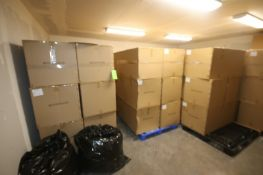17-Pallets Melt Blown Material for Mask Manufacturing, Aprox. 180 Boxes (LOCATED IN LAS VEGAS,