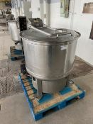 BOCK S/S CENTRIFGUAL VEGETABLESPIN DRYER(INV#80344)(Located @ the MDG Auction Showroom v2.0 - 2000