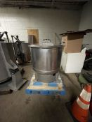 BOCK S/S CENTRIFGUAL VEGETABLESPIN DRYER(INV#80343)(Located @ the MDG Auction Showroom v2.0 - 2000