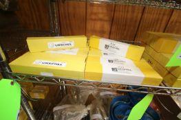 URSCHEL TRANSLICER DICING KNIVES, (14) BOXES, (2)KNIVES PER BOX, PART NUMBER 51311 (INV#80881)(