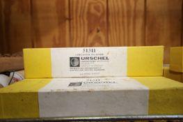 URSCHEL DICING KNIVES, (4) BOXES, (2) DICING KNIVES PER BOX, PART NUMBER 51311, (INV#80886)(