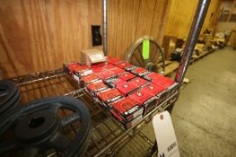 LOT OF ASSORTED BEARINGS,INCLUDES MANUFACTURERS MCGILL, FEDERAL MOGUAL & OTHERS (INV#80895)(
