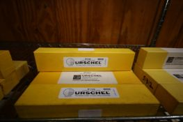 URSCHEL DICING KNIVES, (5) BOXES, (2) KNIVES PER BOX, PART NUMBER 51143, (INV#80887)(Located @ the