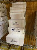 URSCHEL SLICER BLADES (CRINKLE), (20) BOXES, EACHBOX INCLUDES (12) PACKAGES OF (8) SLICER BLADES (