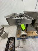 HOBART MEAT GRINDER, MODEL 4046, S/N 1364500, 5-HP (RIGGING, LOADING, SITE MANAGEMENT FEE $100)
