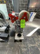 SEALMAX CTS-528XL TABLETOP FILM SEALER, S/N 22I1007, 125 VOLT