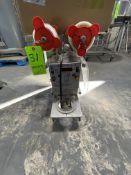SEALMAX CTS-528MG TABLETOP FILM SEALER, S/N 2211003, 120 V